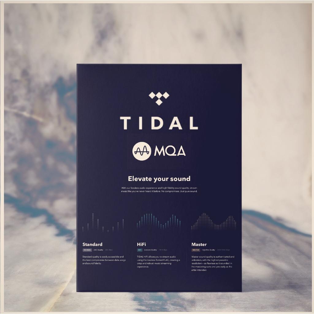 TIDAL 無損音質串流平台 TIDAL-HIFI帳號 自定義帳號信箱