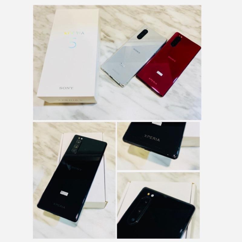 🍿3/5更新!降價嘍!🍿二手機 Sony Xperia5 (J9210 6.1吋 128G 雙卡雙待 臉部解鎖)