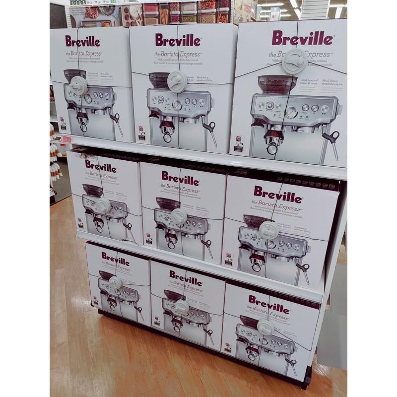 (預購) Breville BES870XL 義式濃縮咖啡機 BES870XL