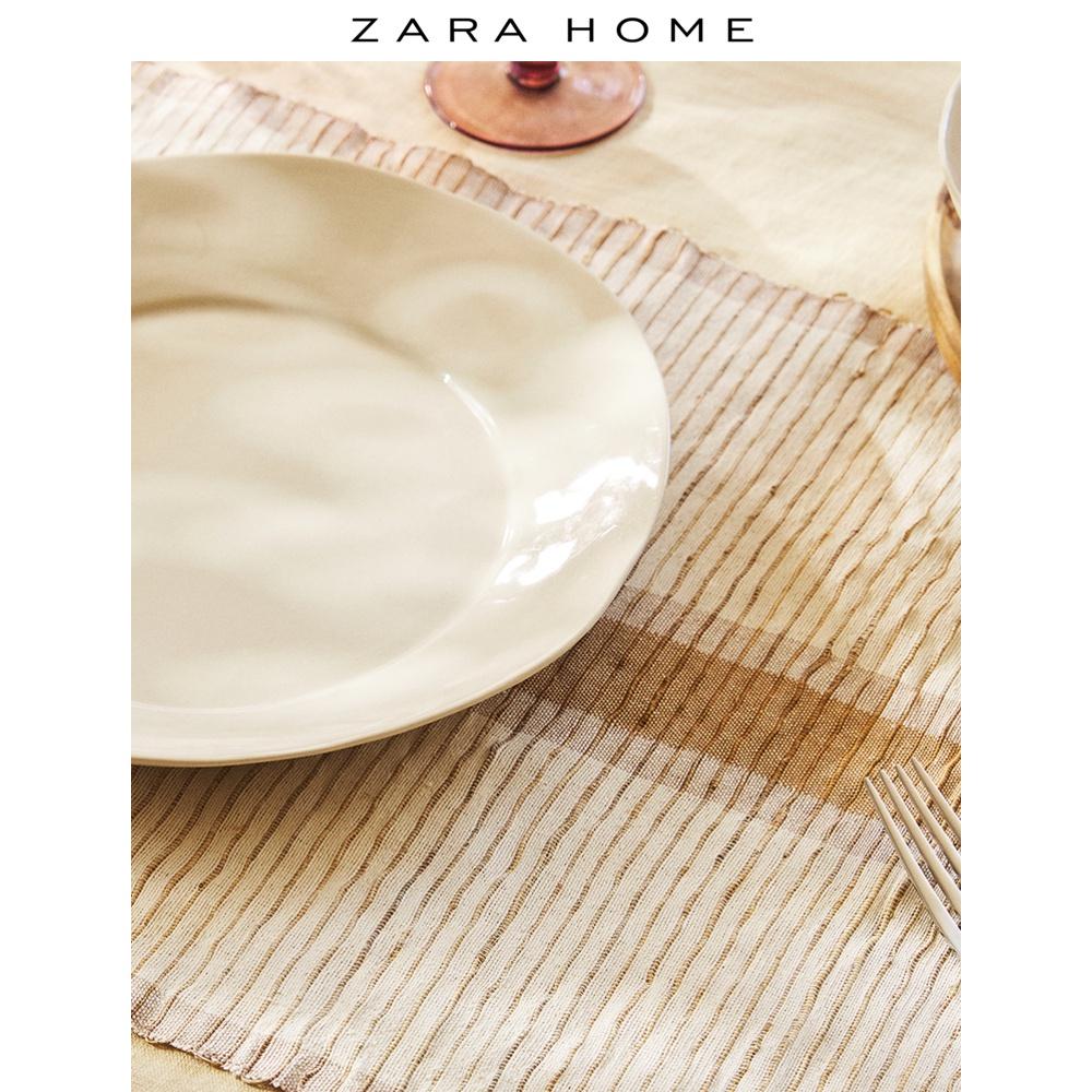 Zara Home 植物纖維餐桌布藝餐墊桌墊西餐墊碗墊墊子 46275023052