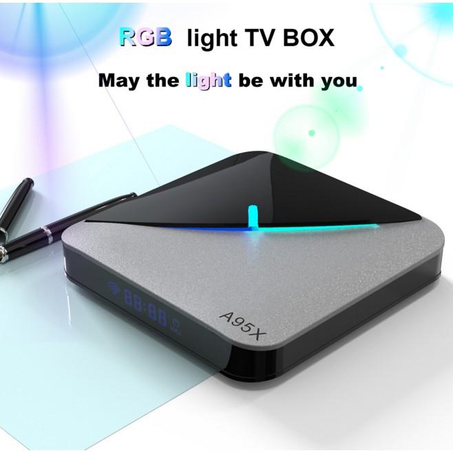 全新A95X F3 Air S905x3 網路機頂盒 4+64G 安卓9.0 TV Box電視盒子播放器20070