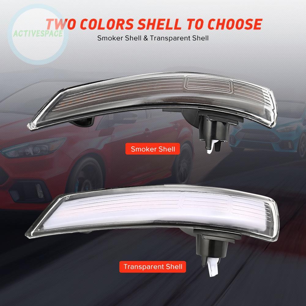 福特 Focus Mondeo 轉向信號指示器的側鏡燈更換