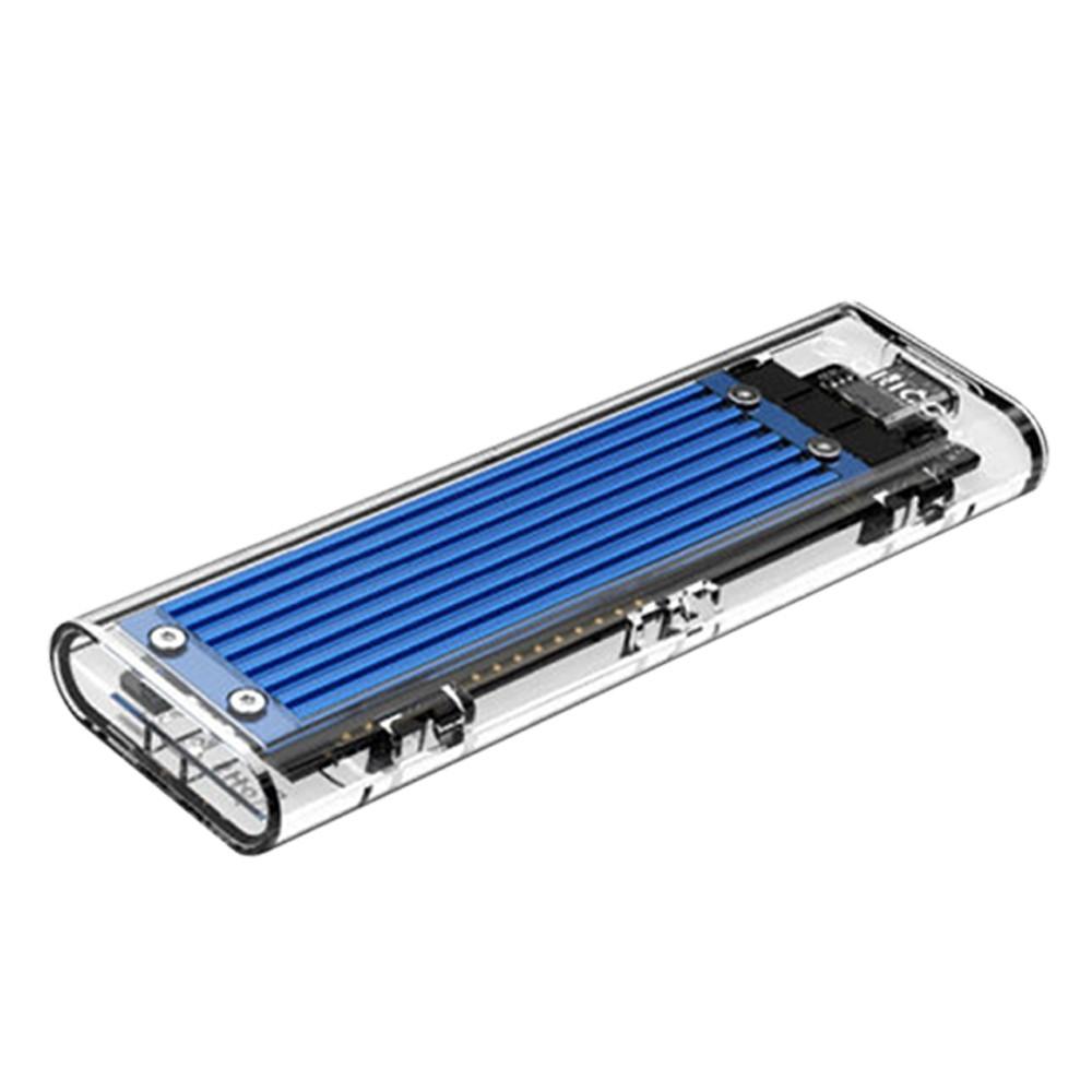 ORICO TCM2-C3 M.2 NVME USB3.1 GEN2 10G SSD 硬碟外接盒-藍 台灣公司貨