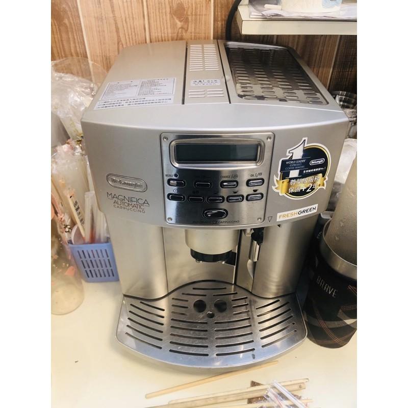 Delonghi營業用咖啡機(二手)
