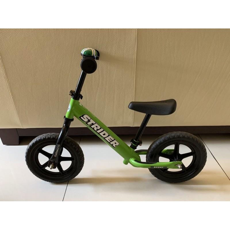 正版 Strider 滑步車 二手