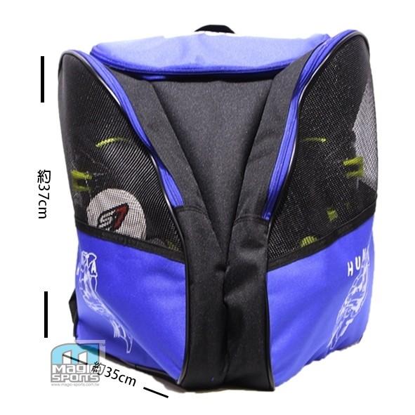 【第三世界】[HUNGTA直排輪後背包] 可放競速鞋 超大空間 直排輪 powerlside SEBA
