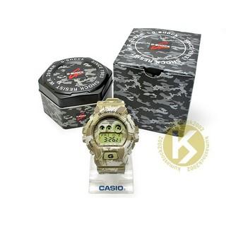 kumastock 最新入荷 CASIO G-SHOCK GD-X6900MC-5DR 卡其 沙漠 叢林 迷彩 霧面錶帶 臺北市