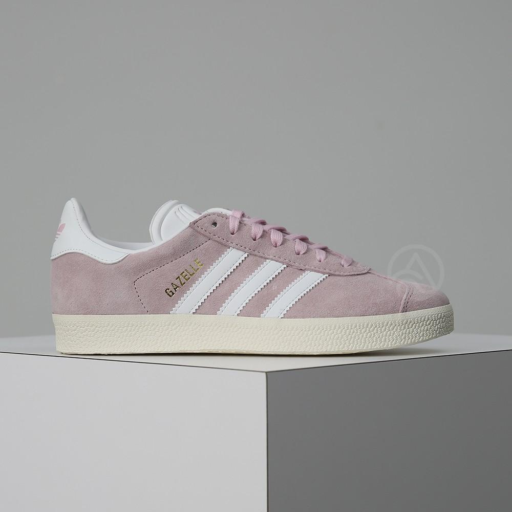 adidas Gazelle W Wonder Pink 粉紅 麂皮 復古 女鞋 BY9352