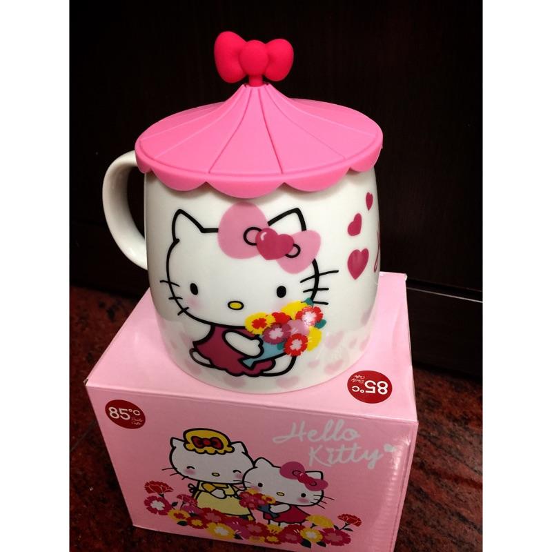 85度C x Hello Kitty 聯名馬克杯 500ML