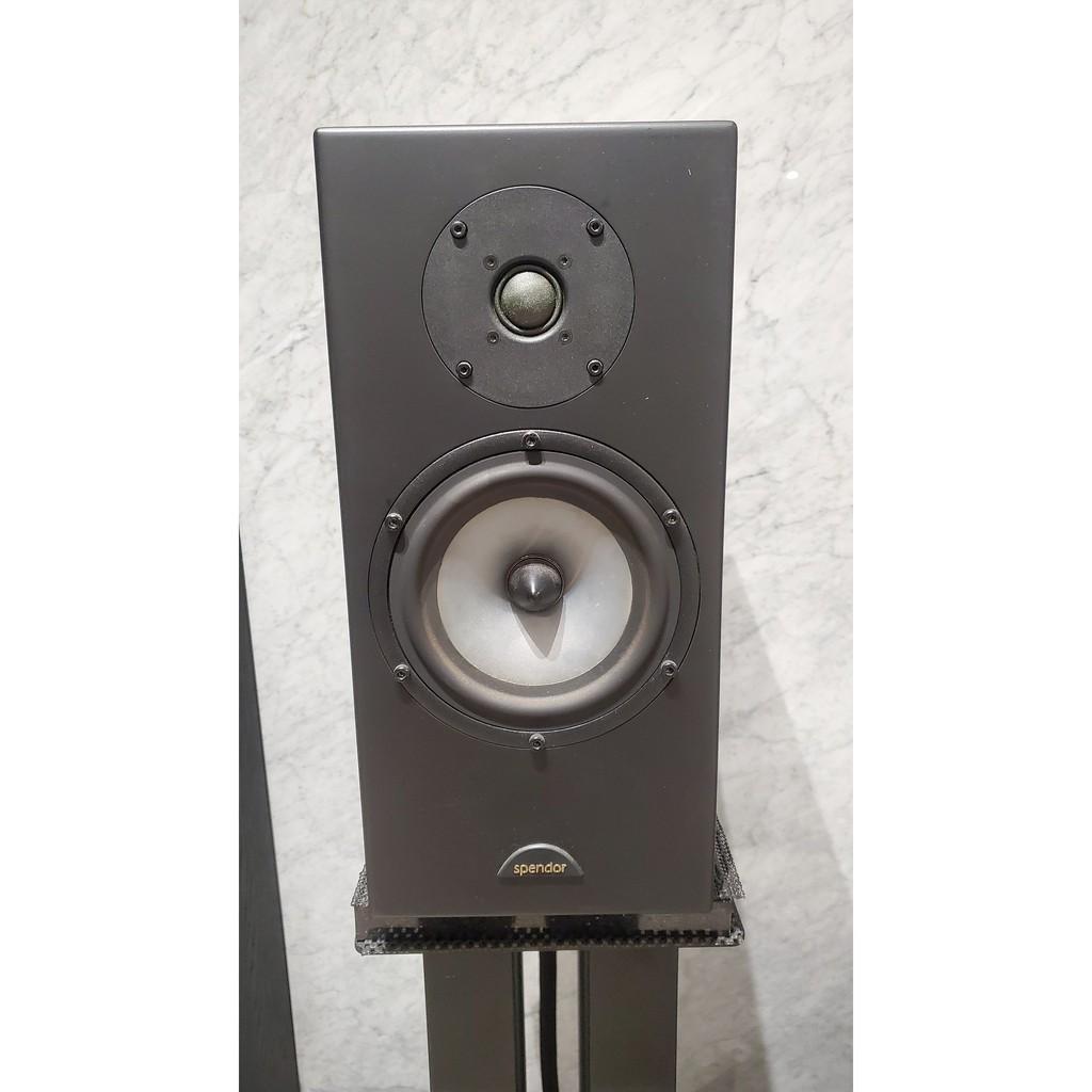 英國製 Spendor G502 監聽 書架式喇叭 (自取送大理石跟腳架)