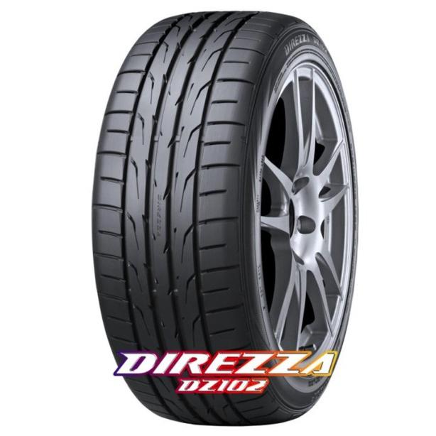 林口真真輪胎-登祿普輪胎205/45R16(DIREZZA DZ102)