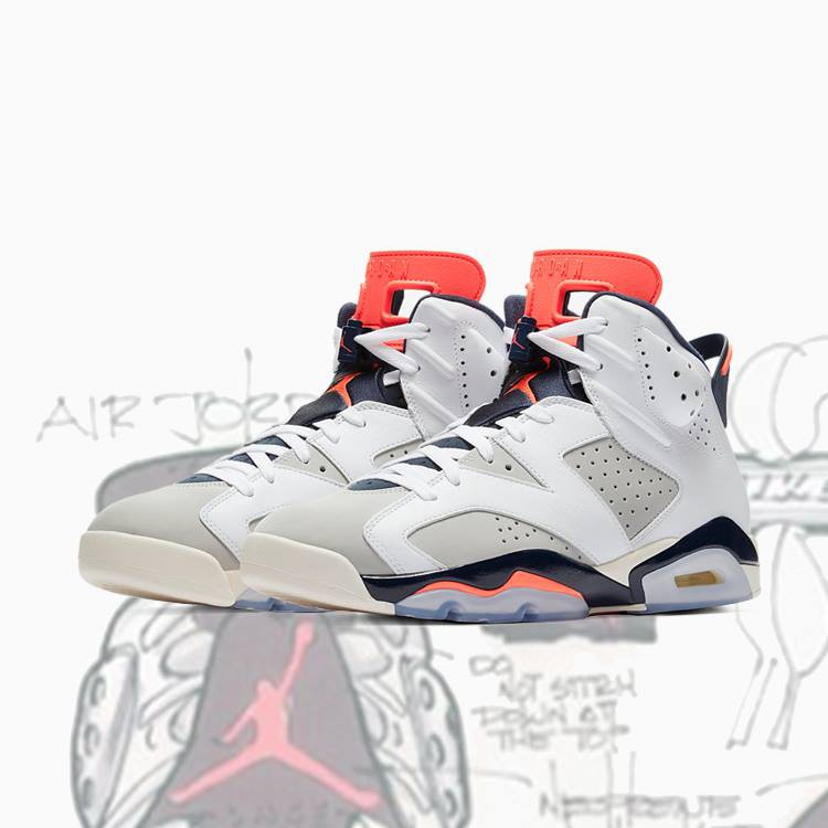 12cb093b60799f S.G NIKE AIR JORDAN 32 米白紅編織冰底AJ32 籃球鞋男鞋AH3347-004 ...