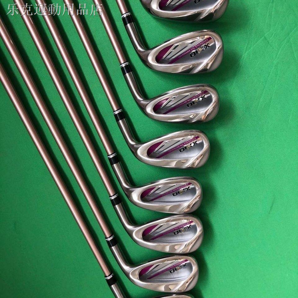 現貨特價►✆XXIO/xx10 MP1100高爾夫球桿 女用鐵桿組 8支裝