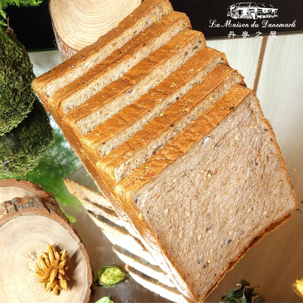 丹麥之屋-五穀雜糧吐司
