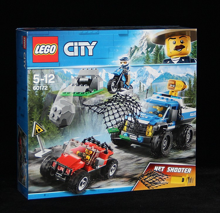 【夏拉朵朵代購】LEGO/樂高 60137 樂高積木玩具 城市警察系列60172 60173 60174