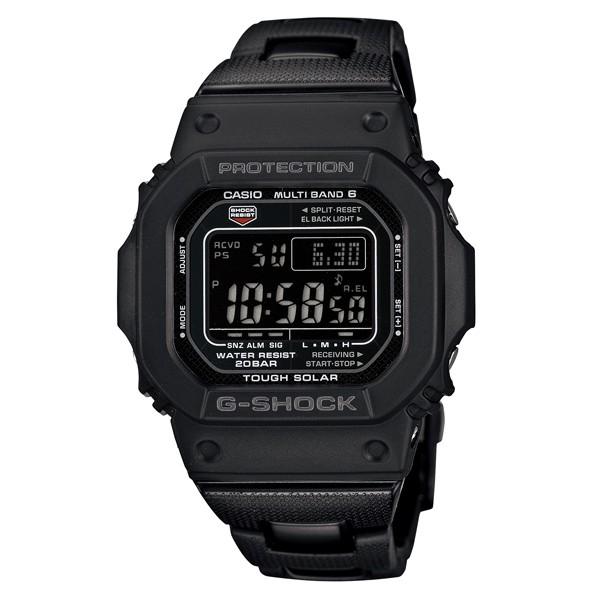 CASIO卡西歐 G-SHOCK太陽能電波手錶現貨 GW-M5610BC-1(GW-M5610BC-1DR)