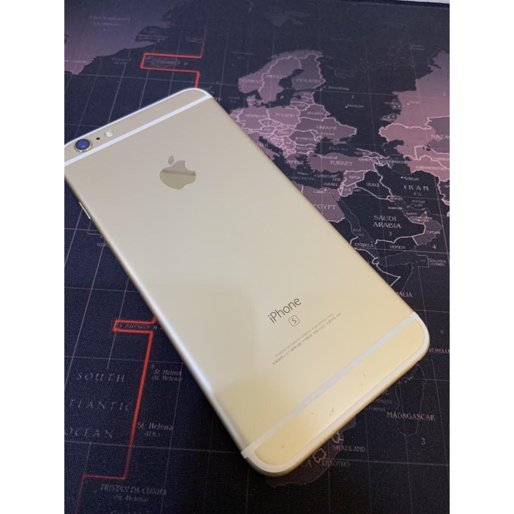 ∞美村數位∞Apple iPhone 6S Plus 金 64G 64GB 5.5吋 二手