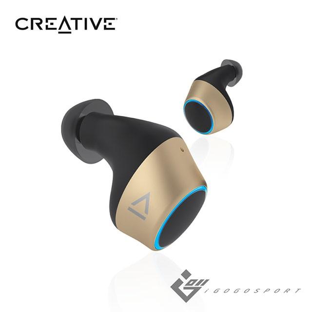 【公司現貨/ 免運/ 一年保固】Creative Outlier Gold 真無線藍牙耳機