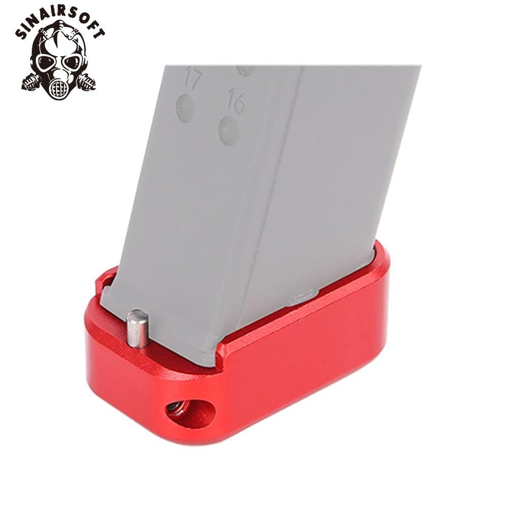 Ipsc 比賽基礎墊, 用於 Glock 17 19 23 Glock 皮革錶殼 Glock Pad 標準尺寸 Gloc