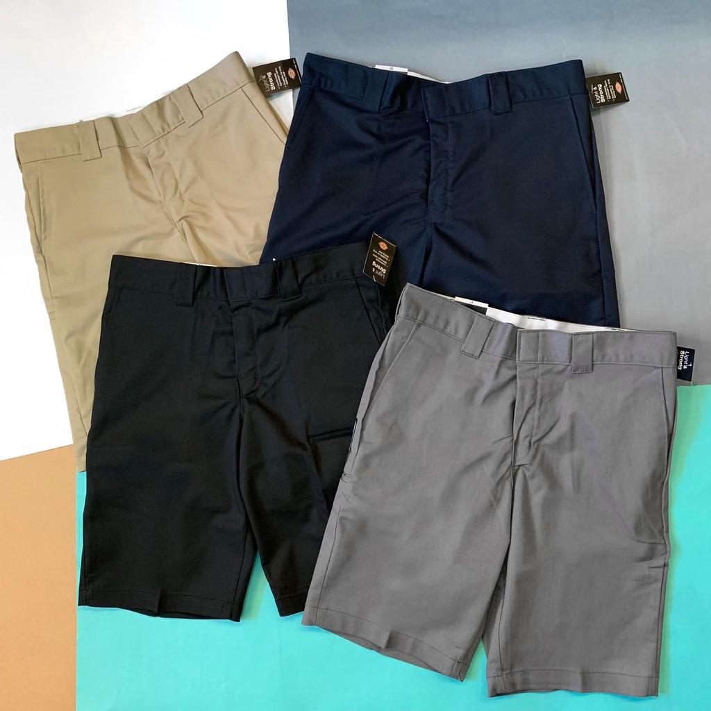 Dickies Flex WR850 850 黑 灰 卡其 深藍 工作褲 短褲 寬鬆 硬挺 基本款 男款