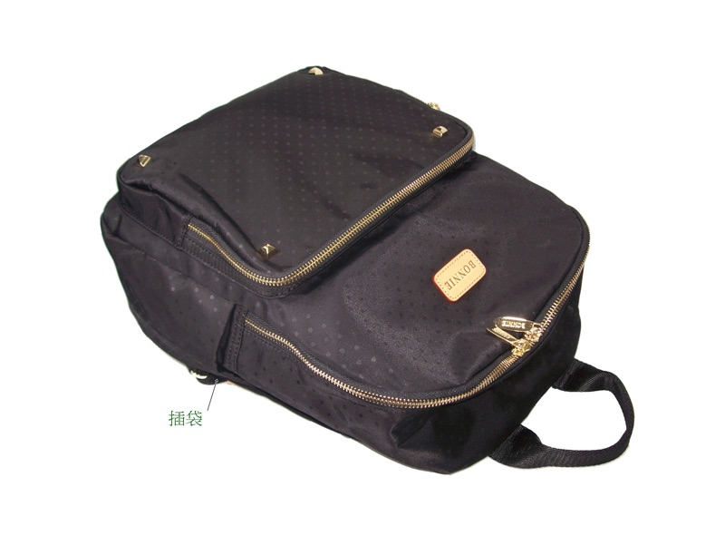 Bonnie專櫃品牌 時尚設計後背包