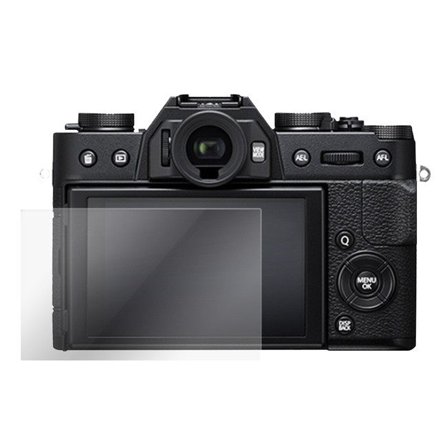 Kamera 9H鋼化玻璃保護貼 for Fujifilm XM1 廠商直送 現貨