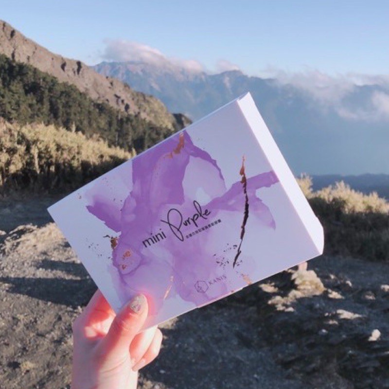 KANIS可妮絲Mini Purple金盞花萃取葉黃素