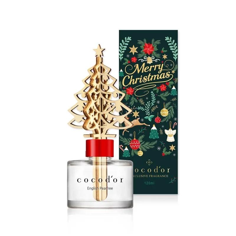 韓國 cocodor 擴香瓶 2020限量聖誕系列120ml【美日多多】聖誕樹 松果聖誕樹 擴香