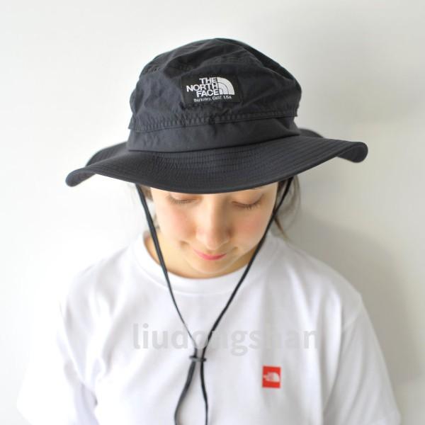 日本 限定款 北面 漁夫帽 THE NORTH FACE 戶外 防紫外線 遮陽帽 工裝 透氣帽子 北臉登山帽
