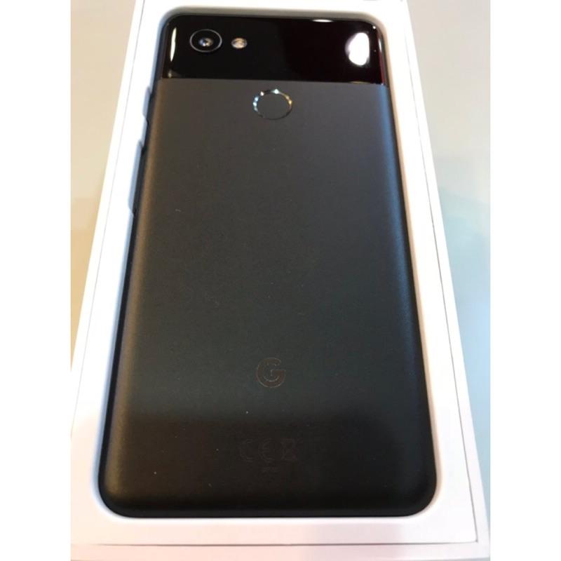 二手 空機 手機 Google pixel 2 XL 128g 黑色 9成新 特價出清 蝦皮最便宜