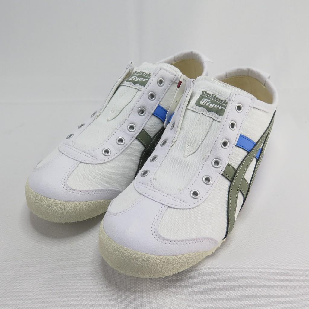Onitsuka Tiger MEXICO 66 SLIP-ON 女款休閒鞋 1183A360107 白【iSport】