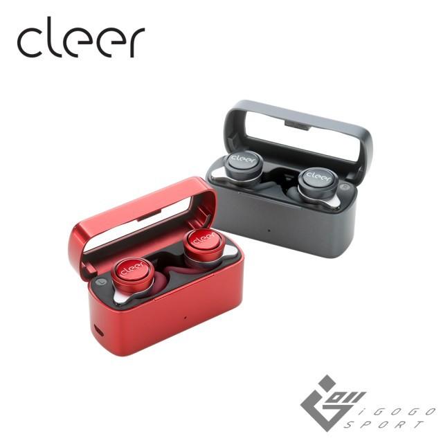 志達電子 Cleer Ally 真無線藍牙耳機 (10H長效電力) aptX AAC 支援 cVc 8.0 通話降噪