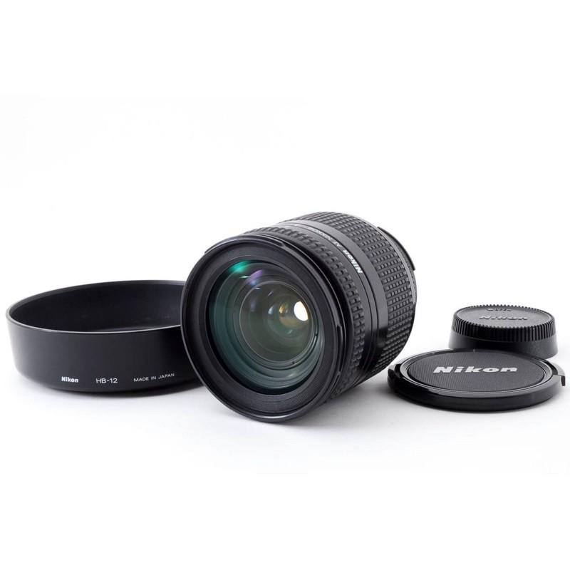 Nikon AF 28-200mm f3.5-5.6D