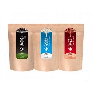 易珈生技 纖Q好手藝系列 薏仁水/ 紅豆水/ 黑豆水 袋裝(2g/ 包;  30包/ 袋)