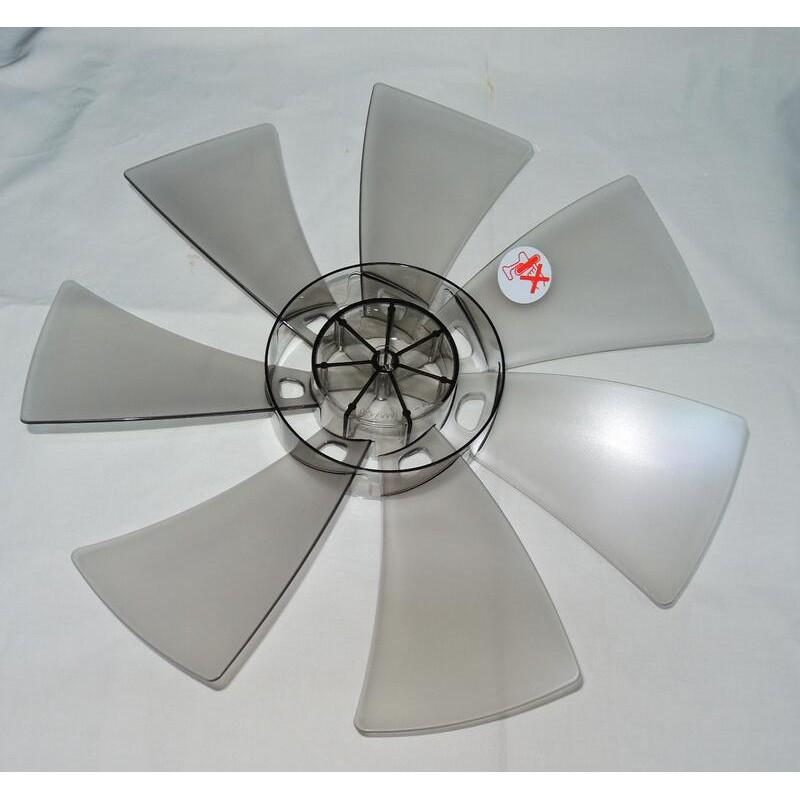 風量大 超靜音 14吋 7片葉 DC 直流變頻 扇葉 前D形後全圓 各大廠牌適用