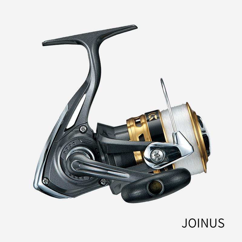 【正品現貨】DAIWA達億瓦 日本進口達瓦紡車輪微物漁輪1000磯釣路亞海釣魚線輪