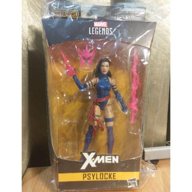 MARVEL LEGENDS  X-MAN  X戰警  PSYLOCKE  靈蝶