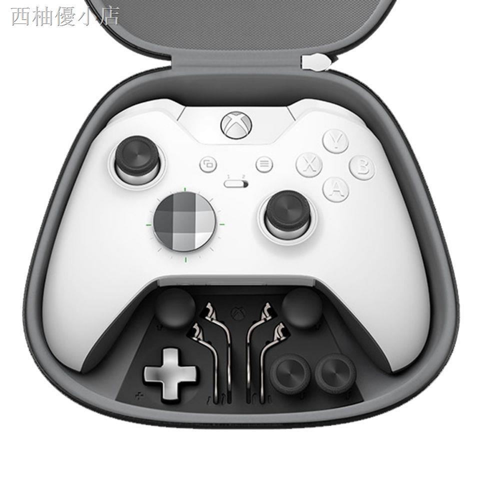 【現貨】 微軟Xbox one無線手柄控制器一代精英手柄白色限量款pc無線控制器  西柚優