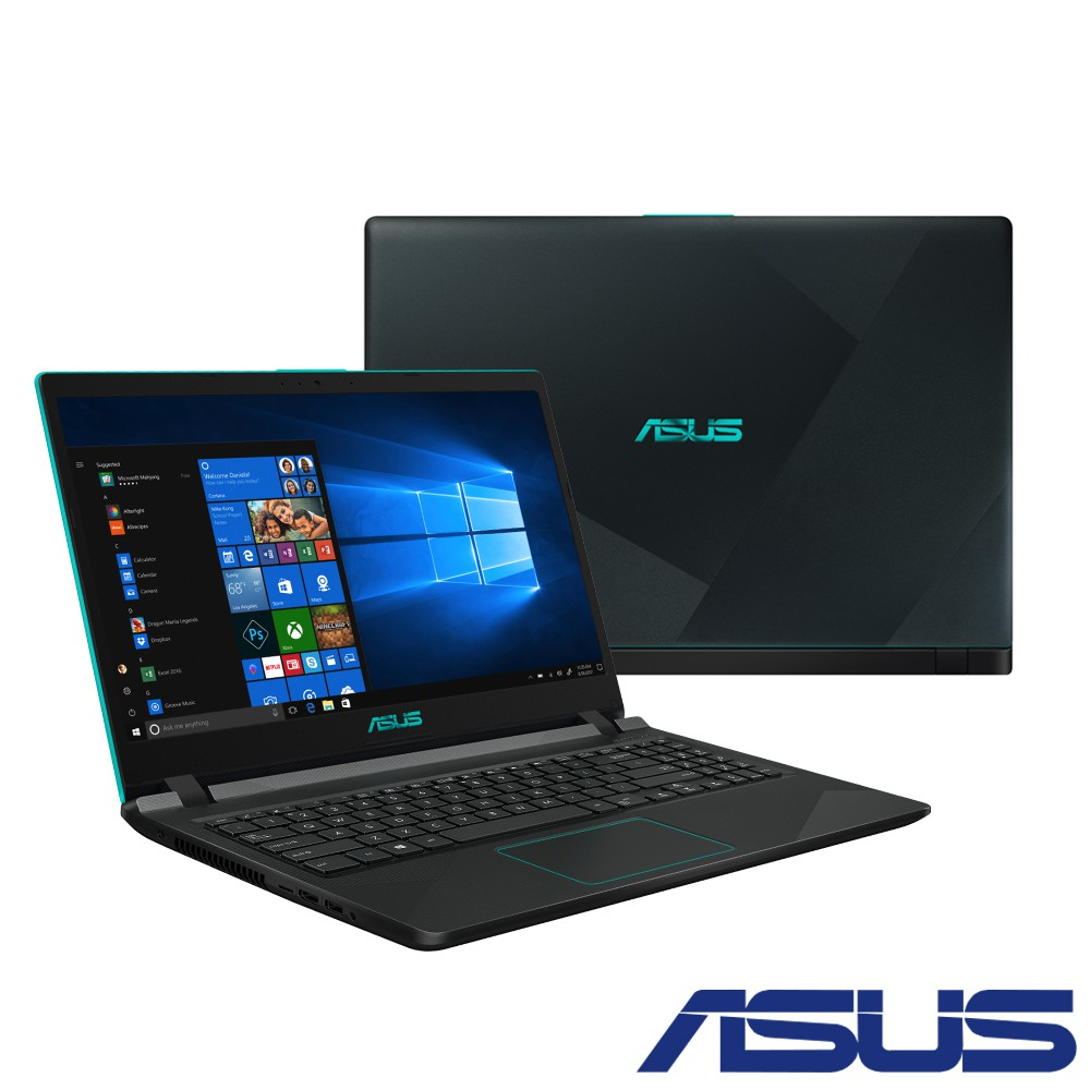 ASUS X560UD 15吋窄邊框筆電(i7-8550U/GTX 1050/4G/閃電藍(IPS)