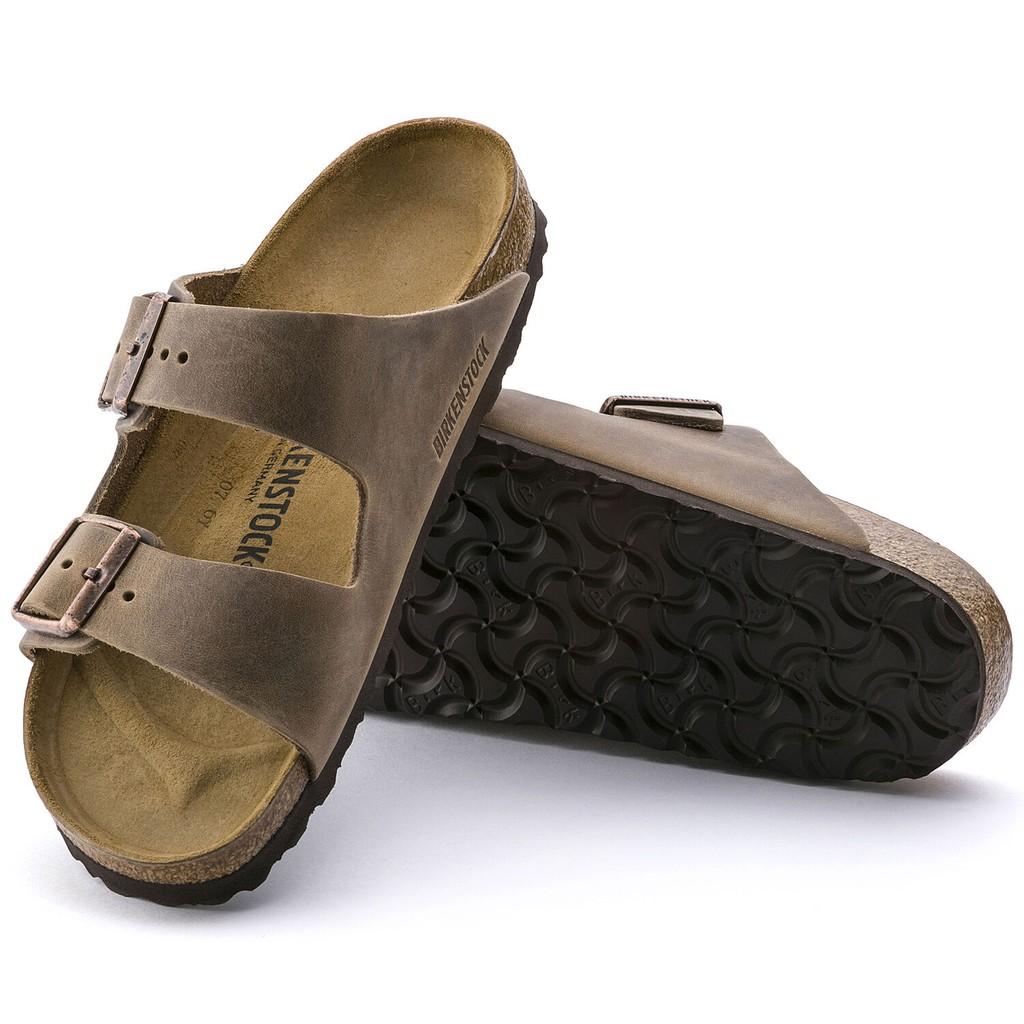 宜蘭勃肯 BIRKENSTOCK ARIZONA亞利桑那 經典二條拖鞋 霧面淺棕 352201