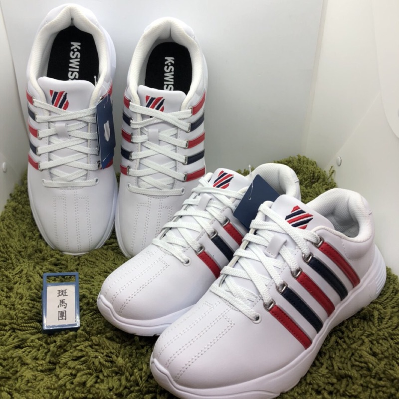 K•SWISS 復古網球鞋/男、女鞋