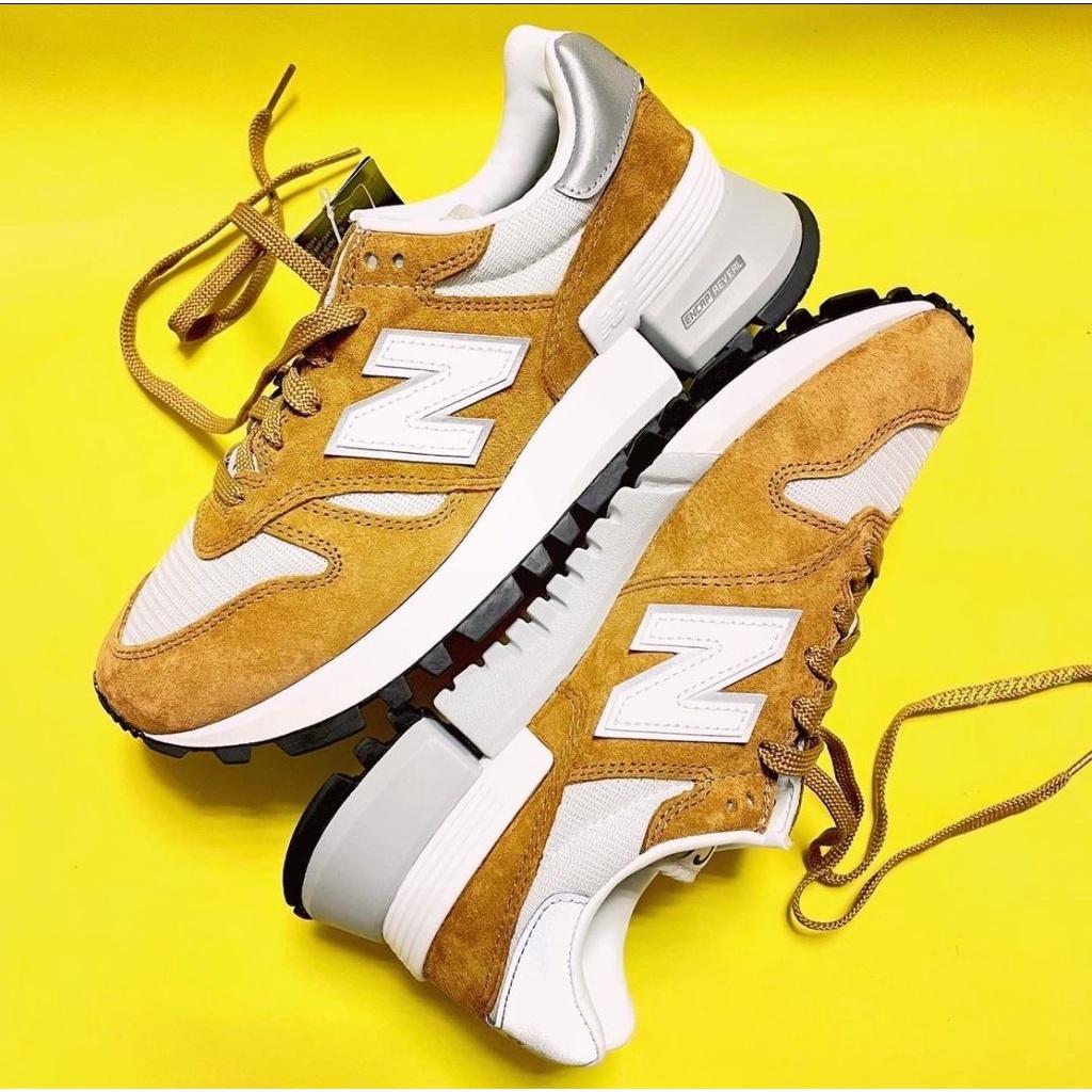 NEW BALANCE R_C1300  MS1300TE 棕色 休閒鞋 運動鞋