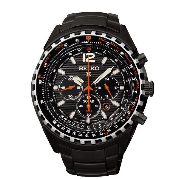 SEIKO Prospex三眼計時腕錶(SSC263P1)V175-0CK0SD