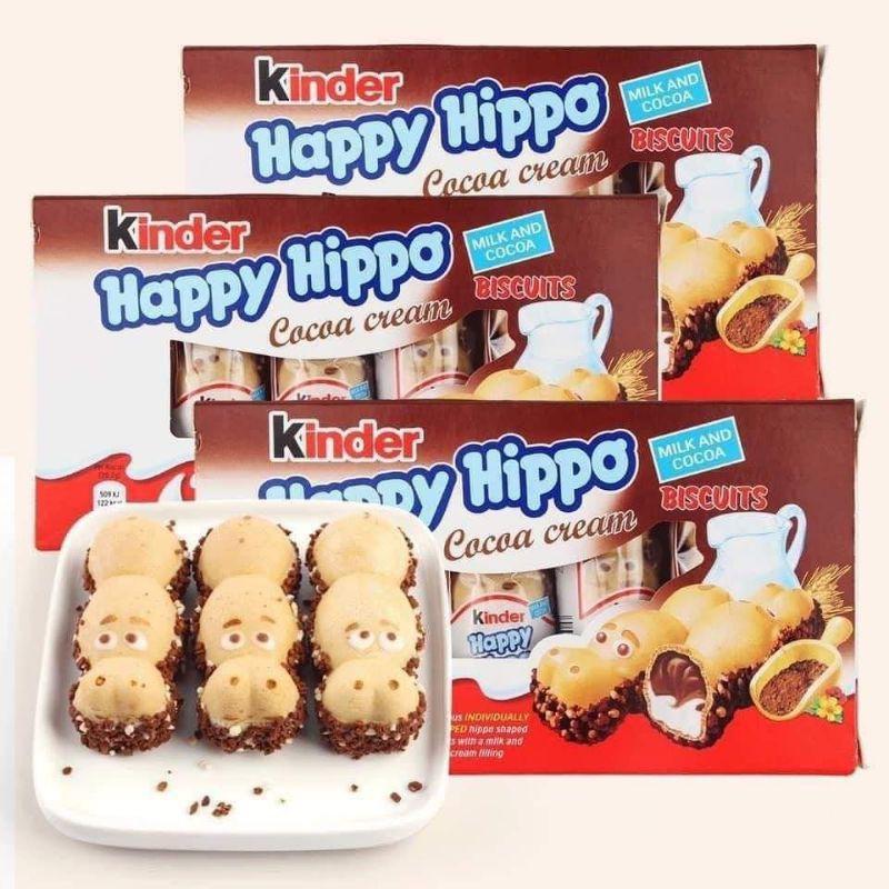 批發價🔥德國 🇩🇪 Kinder 健達河馬巧克力 健達巧克力 河馬巧克力 巧克力餅乾 白巧克力