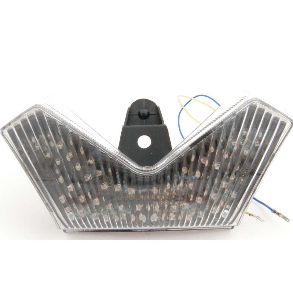 Kawasaki專用LED後尾燈(整合方向燈)ZX14/ZX14R/ZZR1400特價回饋!!《極限超快感》