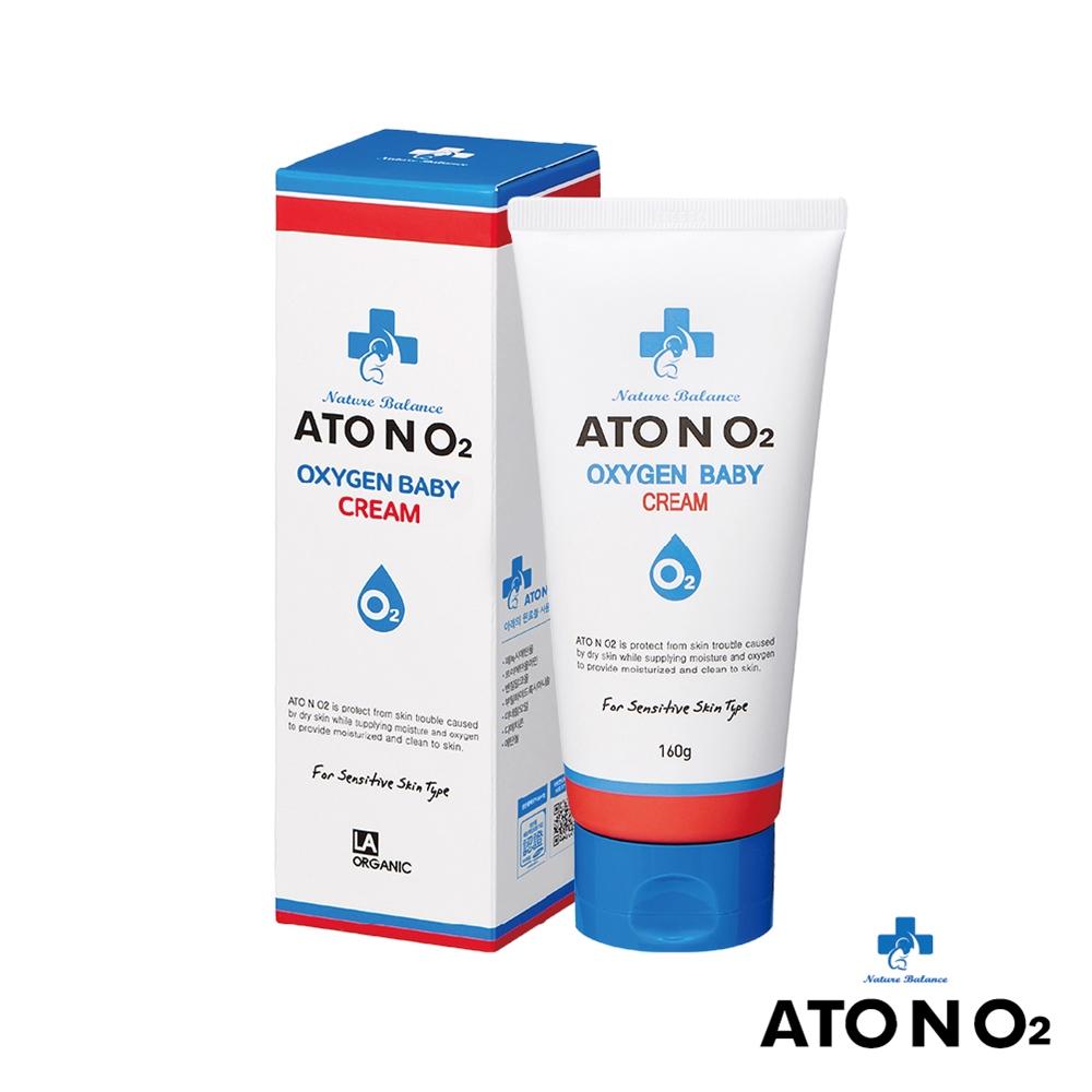 韓國 Aton O2愛多氧 嬰幼兒面霜(160g) 米菲寶貝