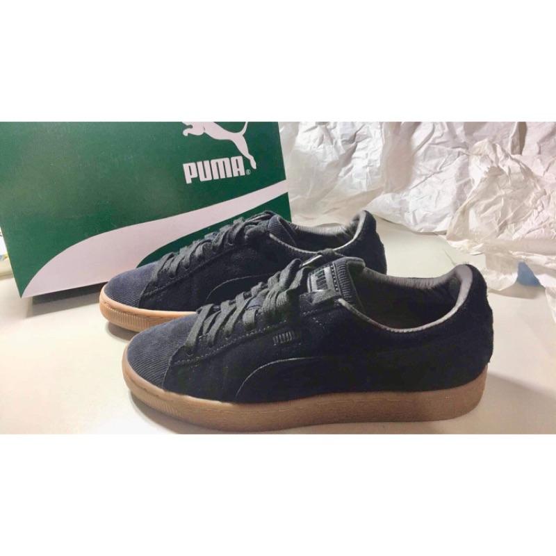 Puma suede Classic Brogue鞋子