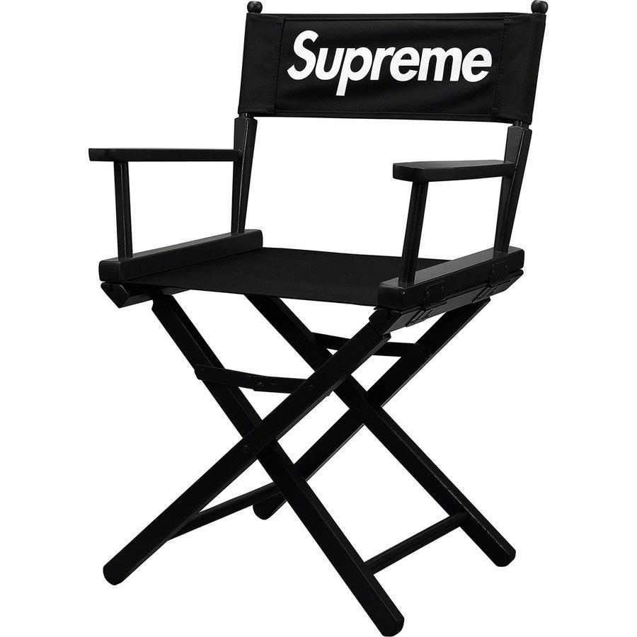 潮牌Supreme 露營折疊椅 小折疊椅 小折疊椅 輕量折疊椅 休閒摺疊椅 折疊椅導演椅 實木凳子釣魚野外 垂釣