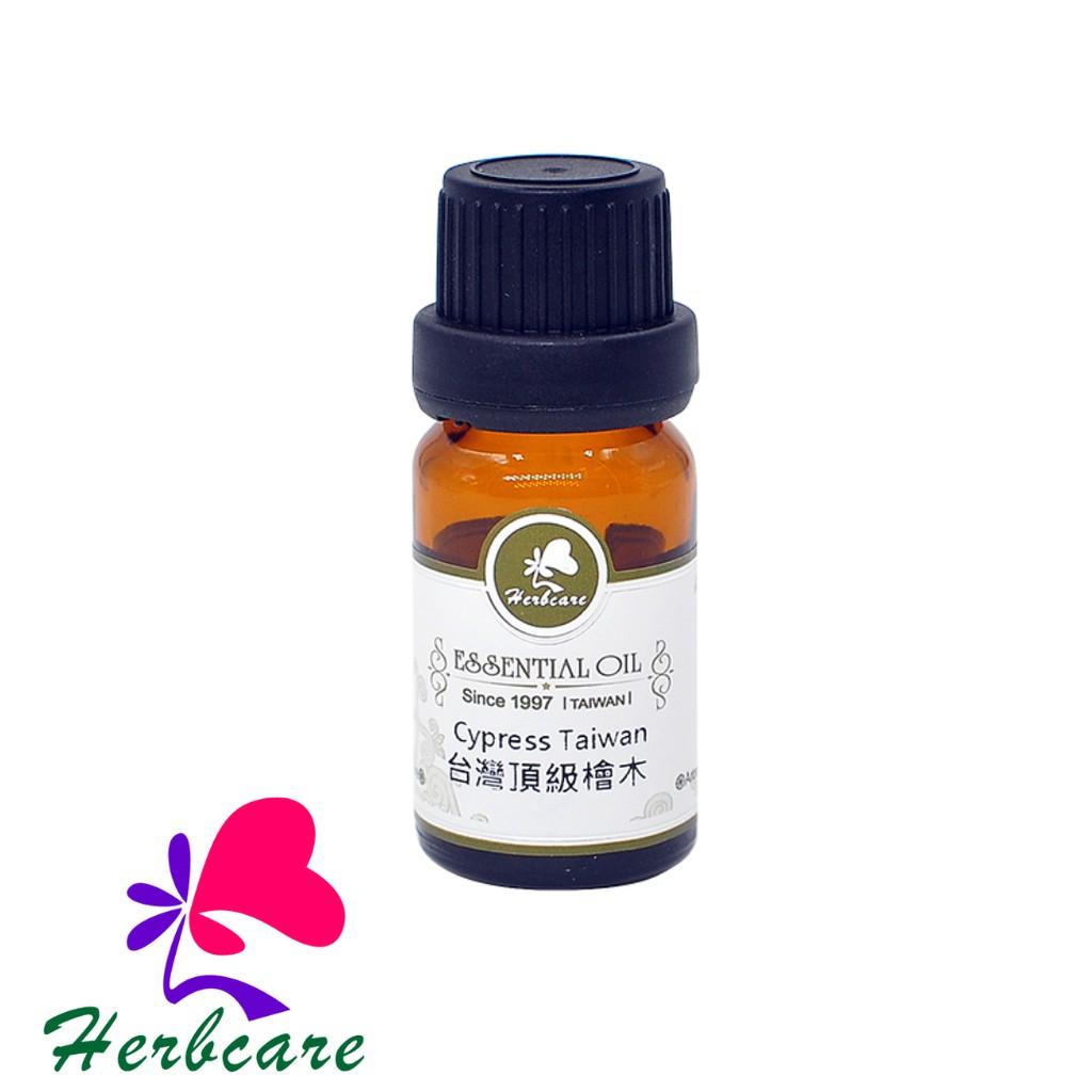 【Herbcare 香草魔法學苑】台灣頂級檜木純精油10ml