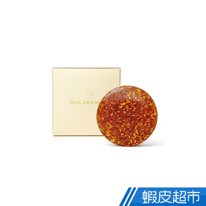 村上正彥 金箔蜂蜜修護美容皂 100g  現貨 免運 蝦皮直送